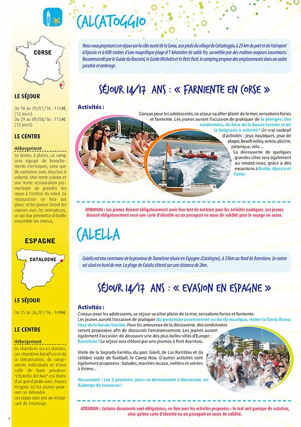 Parachute Ascensionnel Ski Nautique Visite De La Costa Brava Barcelone Port Aventura Balades Marches Locaux Soirees A Theme