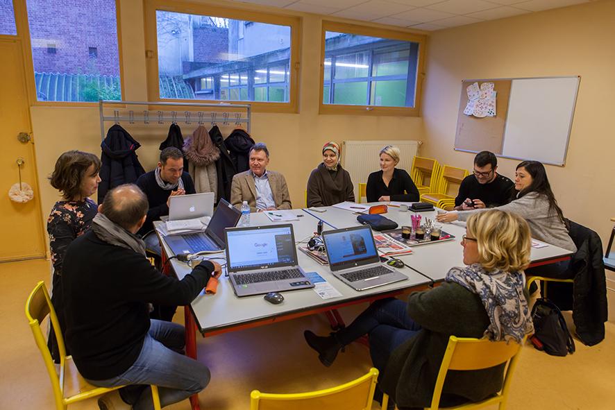 rencontre des partenaires en éducation 6 décembre 2010